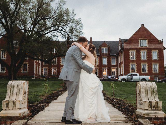 Rob and Jenny's Wedding in Liberty, Missouri 39