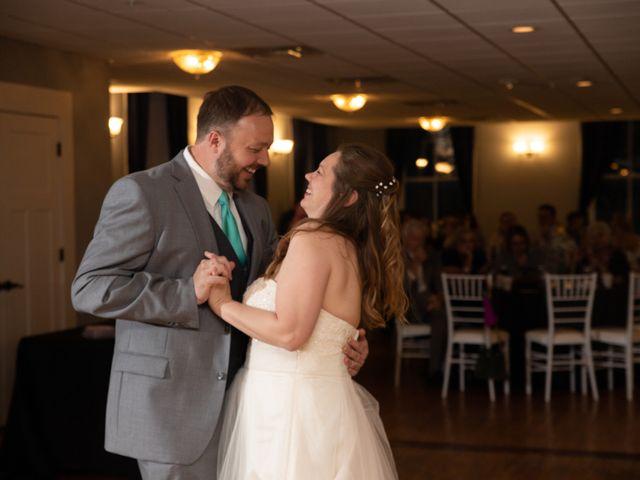 Rob and Jenny's Wedding in Liberty, Missouri 1