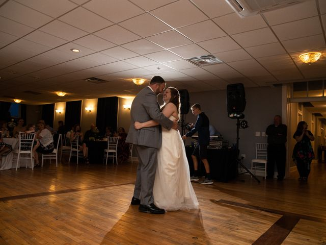 Rob and Jenny's Wedding in Liberty, Missouri 48