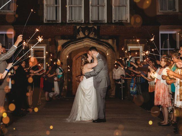 Rob and Jenny's Wedding in Liberty, Missouri 2