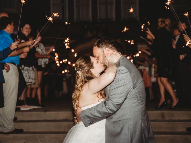 Rob and Jenny's Wedding in Liberty, Missouri 56