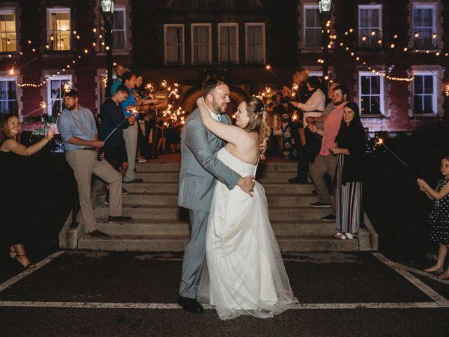 Rob and Jenny's Wedding in Liberty, Missouri 58