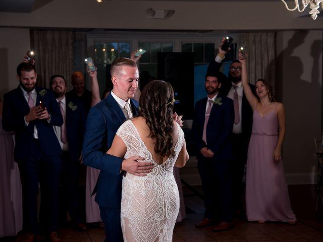 Nikki and Corey's Wedding in Easton, Maryland 5