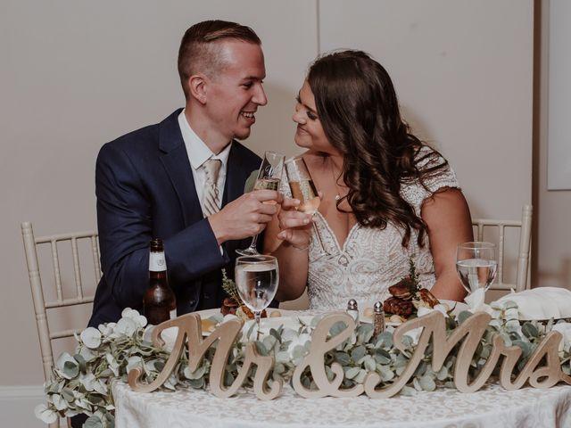 Nikki and Corey's Wedding in Easton, Maryland 6