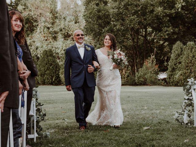 Nikki and Corey's Wedding in Easton, Maryland 10