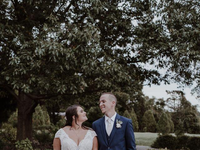 Nikki and Corey's Wedding in Easton, Maryland 11