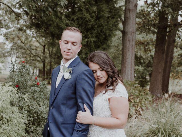 Nikki and Corey's Wedding in Easton, Maryland 14