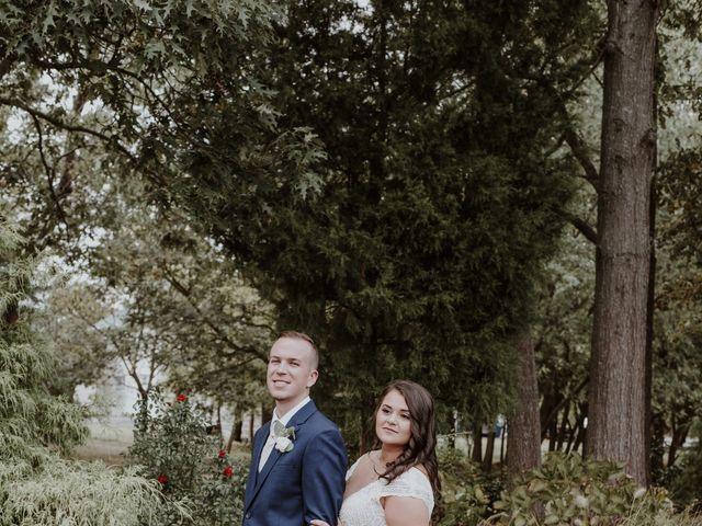 Nikki and Corey's Wedding in Easton, Maryland 15