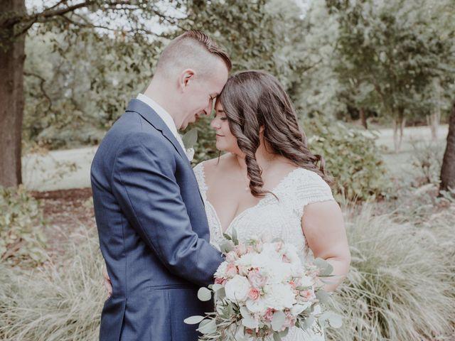 Nikki and Corey's Wedding in Easton, Maryland 16