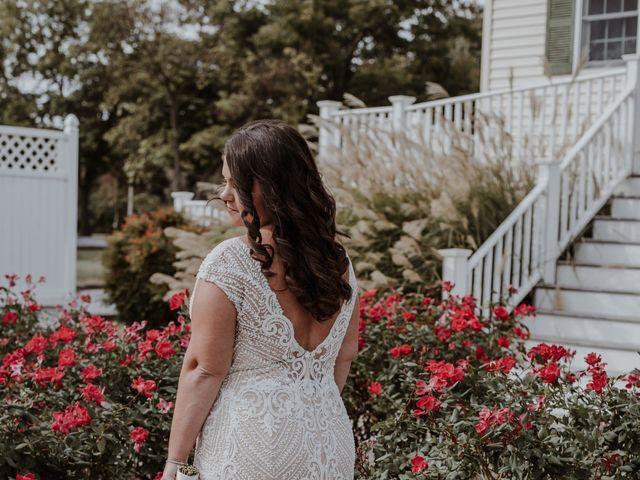 Nikki and Corey's Wedding in Easton, Maryland 18