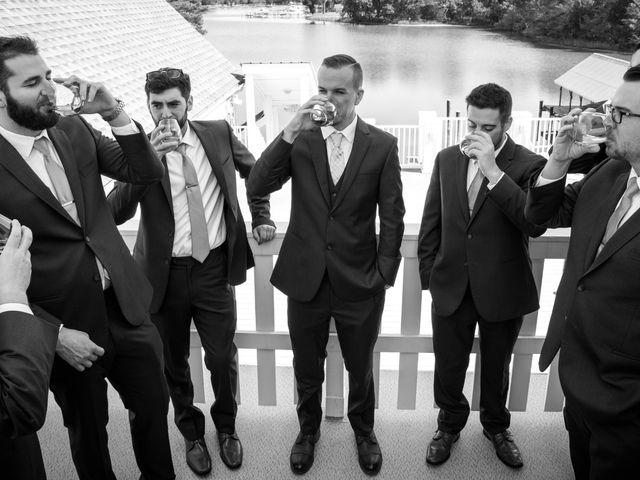 Nikki and Corey's Wedding in Easton, Maryland 21