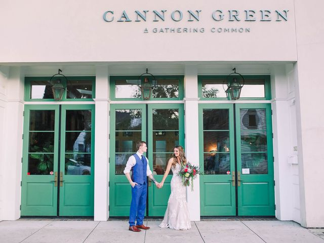 The wedding of Jenna and Jonas