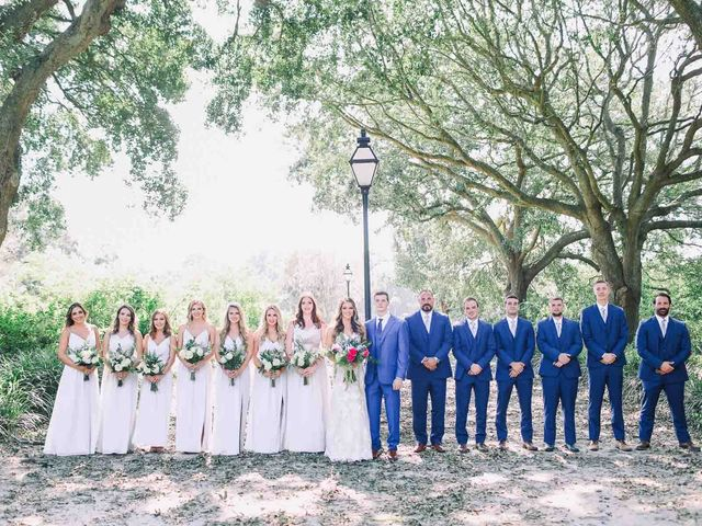 Jonas and Jenna's Wedding in Charleston, South Carolina 18