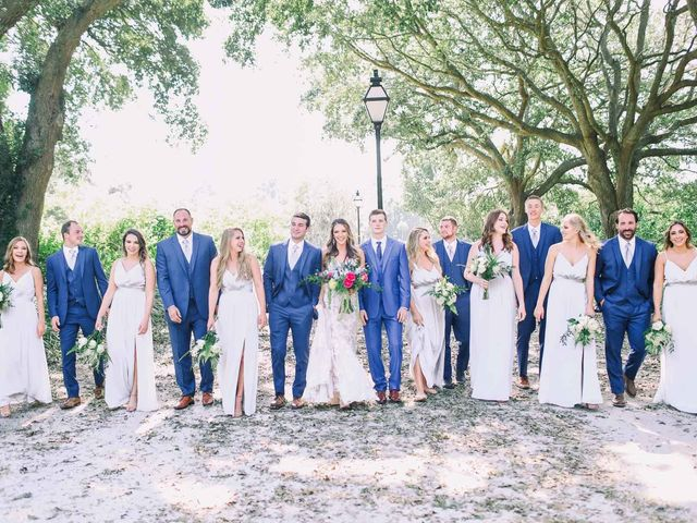 Jonas and Jenna's Wedding in Charleston, South Carolina 23