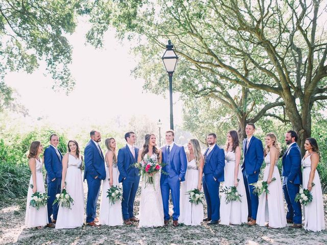 Jonas and Jenna's Wedding in Charleston, South Carolina 30
