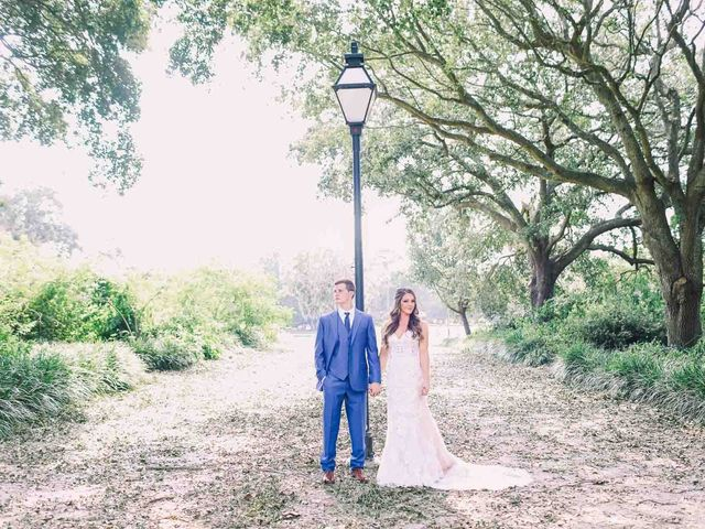 Jonas and Jenna's Wedding in Charleston, South Carolina 32