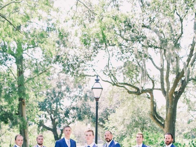 Jonas and Jenna's Wedding in Charleston, South Carolina 36