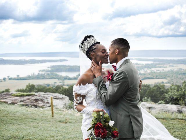 The wedding of Zoe and Javin