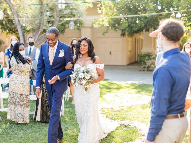 Isaac and Carla's Wedding in San Diego, California 1