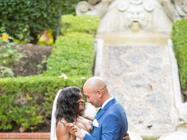 Isaac and Carla's Wedding in San Diego, California 8