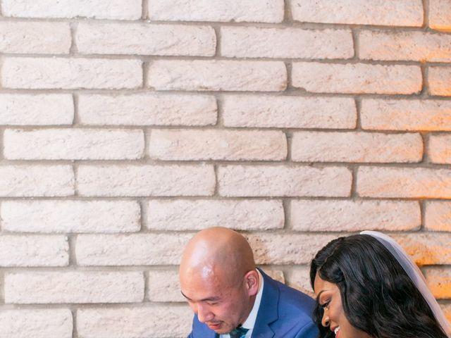 Isaac and Carla's Wedding in San Diego, California 11