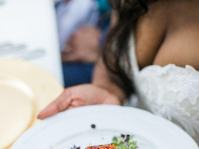 Isaac and Carla's Wedding in San Diego, California 12