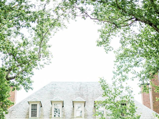 Kelly and Rich's Wedding in Charles City, Virginia 2