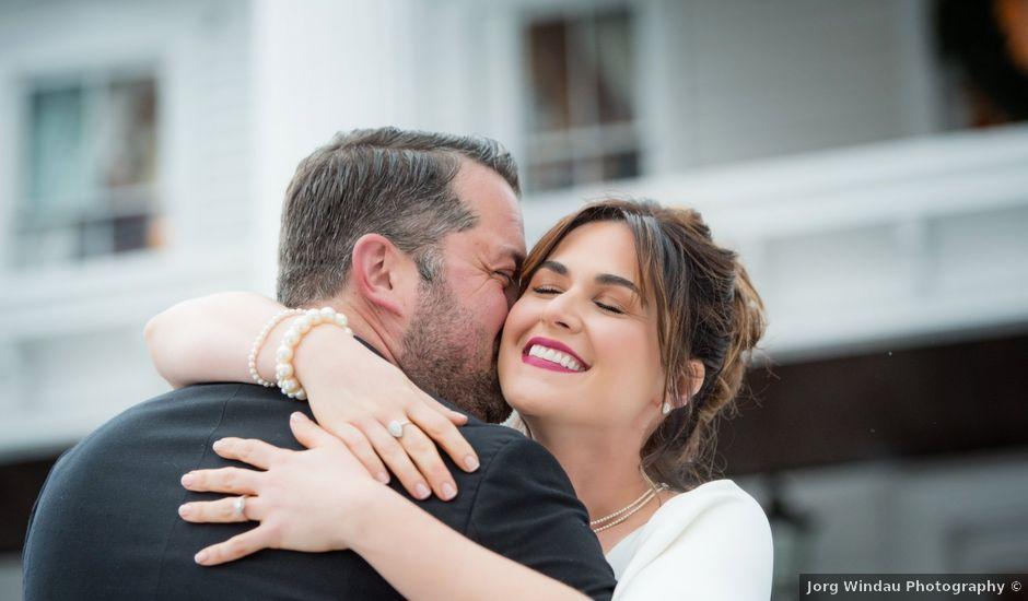 Gergely and Megan's Wedding in Washingtonville, New York