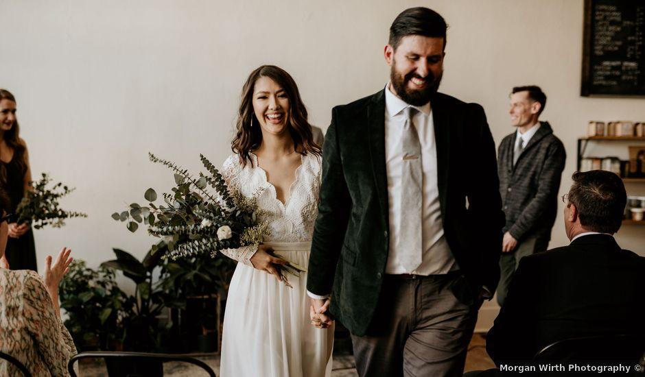 Matthew and Mckenzie's Wedding in Albany, Oregon