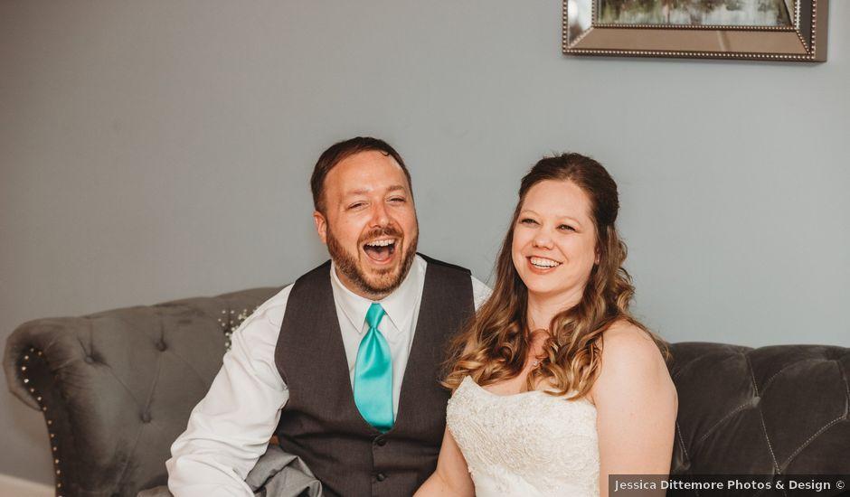 Rob and Jenny's Wedding in Liberty, Missouri