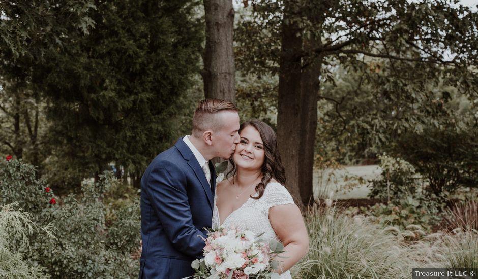 Nikki and Corey's Wedding in Easton, Maryland