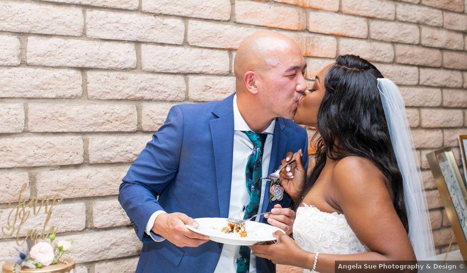 Isaac and Carla's Wedding in San Diego, California