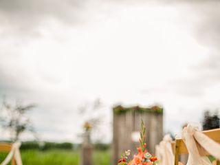 Justine and Josh's Wedding in Snohomish, Washington 12