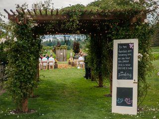 Justine and Josh's Wedding in Snohomish, Washington 13