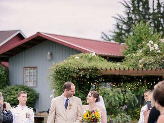 Justine and Josh's Wedding in Snohomish, Washington 16