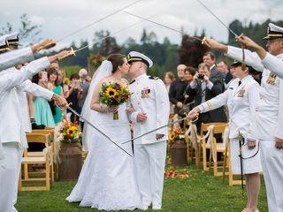 Justine and Josh's Wedding in Snohomish, Washington 18