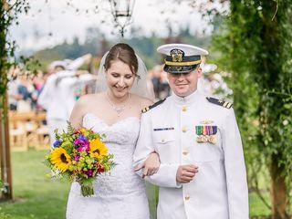Justine and Josh's Wedding in Snohomish, Washington 19