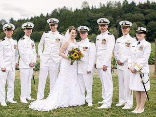 Justine and Josh's Wedding in Snohomish, Washington 20