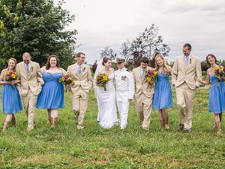 Justine and Josh's Wedding in Snohomish, Washington 21