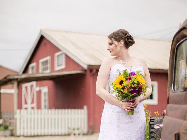 Justine and Josh's Wedding in Snohomish, Washington 2