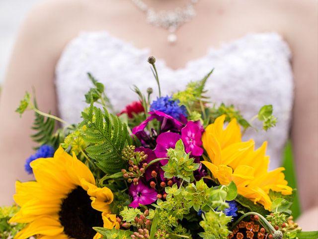 Justine and Josh's Wedding in Snohomish, Washington 3
