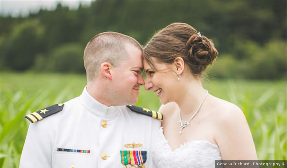 Justine and Josh's Wedding in Snohomish, Washington