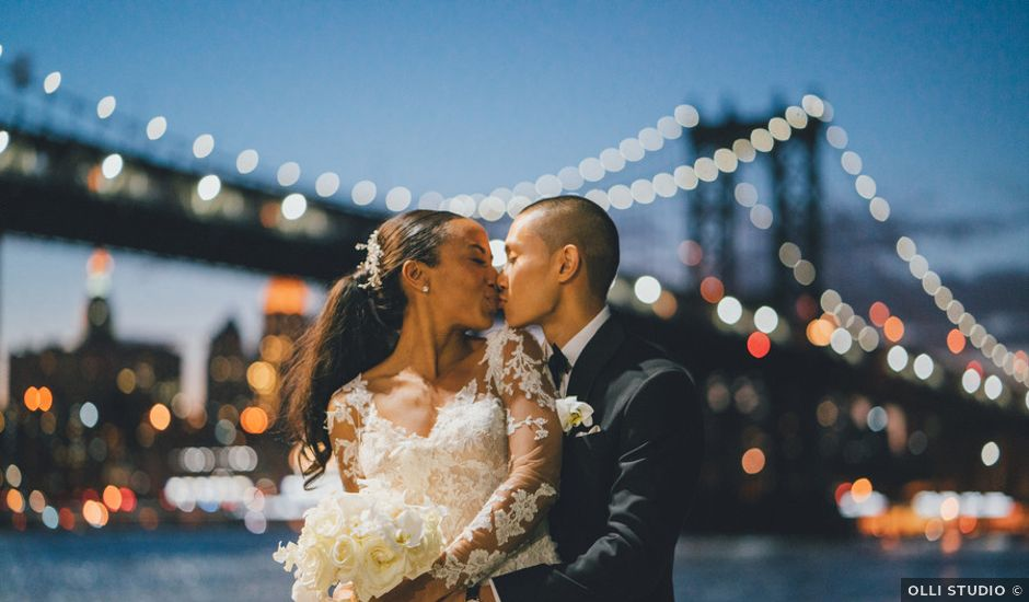 Ariel and Steven's Wedding in Brooklyn, New York