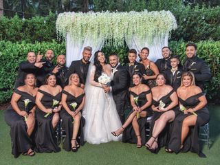 The wedding of Milisent Cruz and Wilfredo Cruz 2