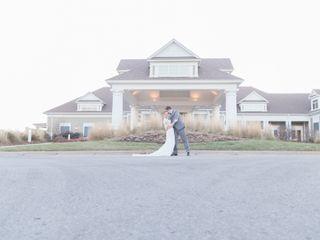 The wedding of Spencer and Tara