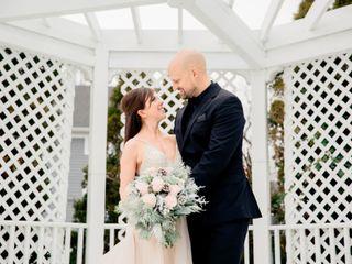 The wedding of Ashlee and Rob