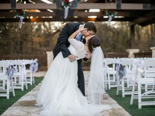 The wedding of Desiree and Riley