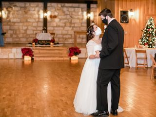 The wedding of Desiree and Riley 2