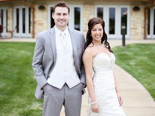 The wedding of Michael and Lindsay 1