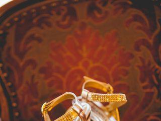 The wedding of Karthikeyan and Anadee 2
